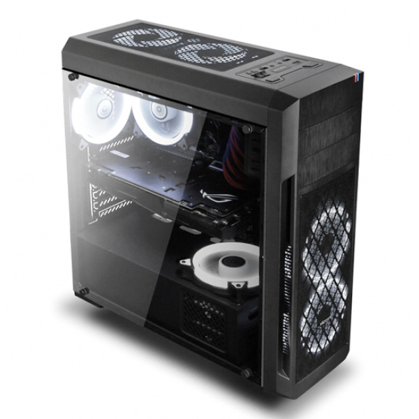 컴맹닷컴 게이밍 조립PC CMA37XC-166SAH (AMD 라이젠 7 3700X WIN10 Home RAM 16GB SSD 240GB HDD 1TB GTX1660 슈퍼 6GB), 기본형