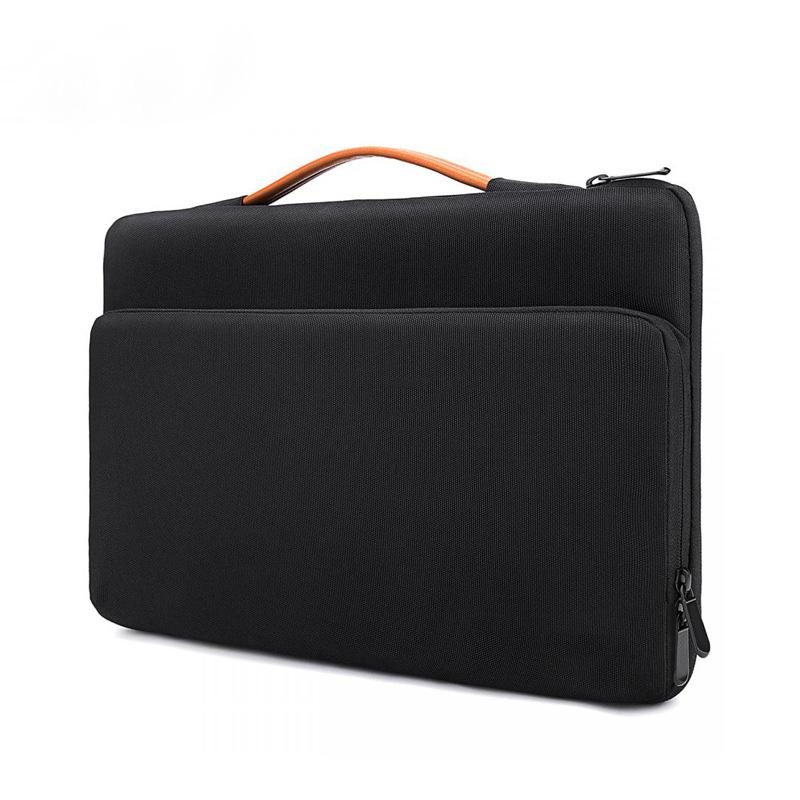 킨벨 노트북 슬림 가방, 블랙