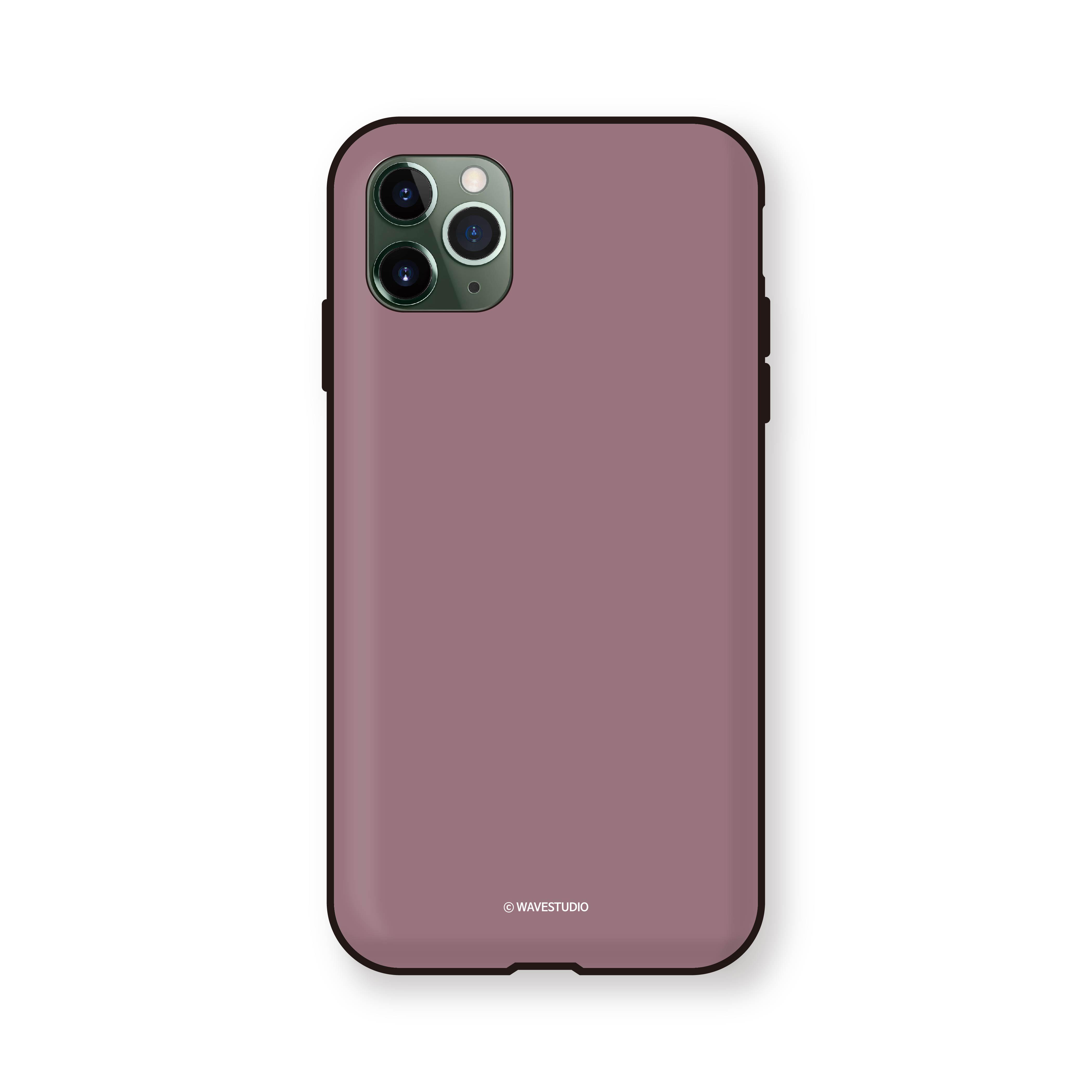 웨이브스튜디오 원톤 마그네틱 카드 범퍼 휴대폰 케이스