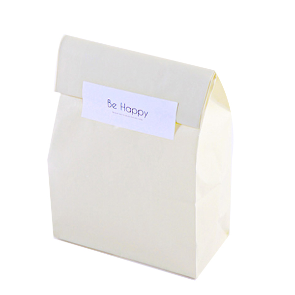 페이퍼백 특소 11 x 6 x 22.5 cm, 베이지, 100개