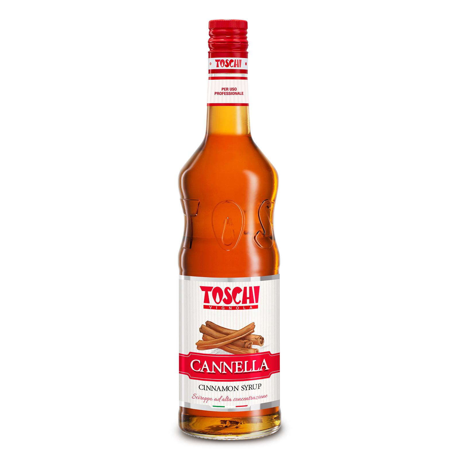 토스키 시나몬 시럽, 1000ml, 1개