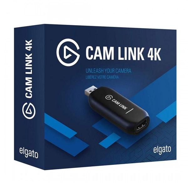 엘가토 캡쳐카드 DSLR 4K 캠링크 CAM LINK 4K