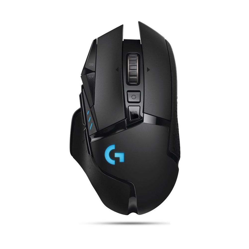 로지텍 G502 LIGHTSPEED WIRELESS 게이밍 마우스 C-U0008, 혼합색상