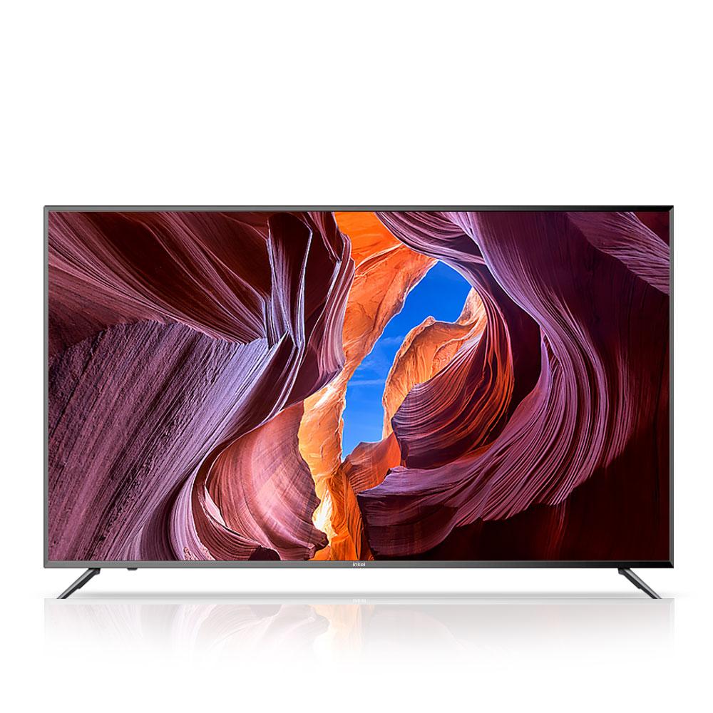 인켈 4K UHD 140cm TV K556F, 스탠드형