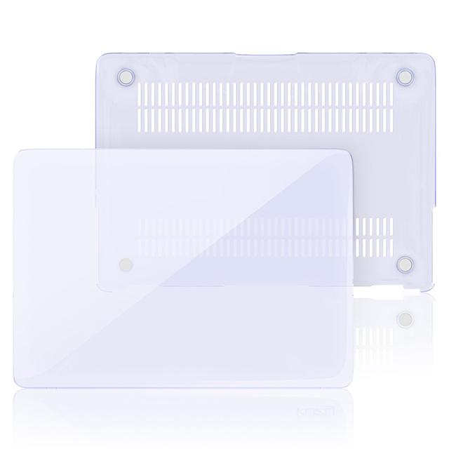 플럭스 뉴 맥북 프로 터치바 크리스탈 투명 케이스
