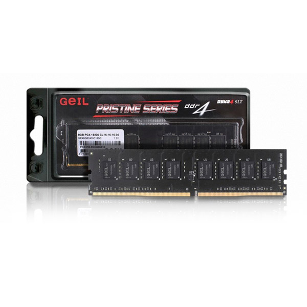 게일 8G DDR4 PRISTINE RAM 데스크탑용 PC4-21300 CL19