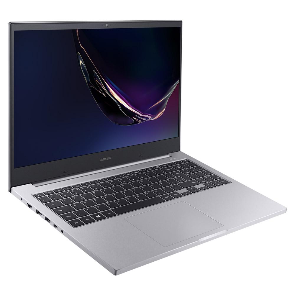 삼성전자 노트북 Plus NT550XCR-GD5A 플레티넘 티탄 (i5-10210U 39.6cm MX 250) + 삼성에듀 강의 수강, NVMe 256GB, 8GB, WIN10 Home