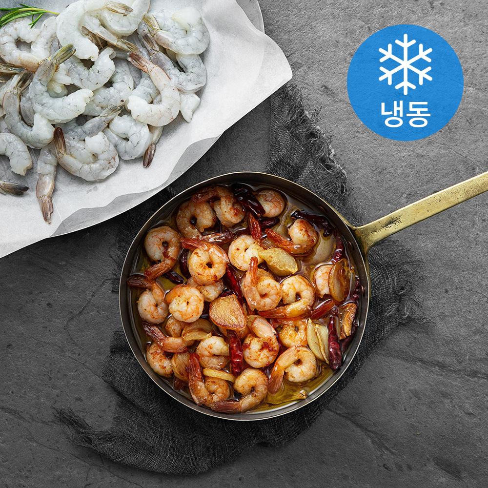 마켓베라즈 흰다리 생칵테일 (냉동), 700g (82~91 마리), 1개