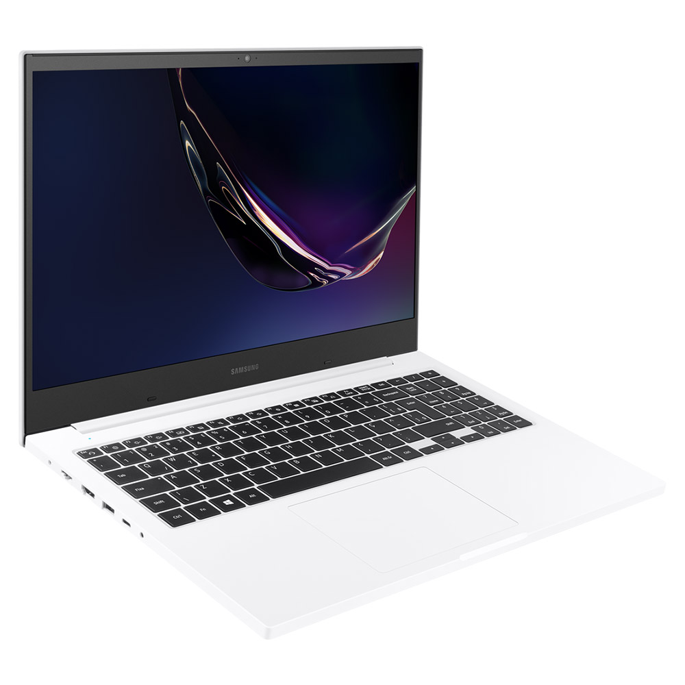 삼성전자 노트북 Plus NT550XCJ-K34WA 퓨어 화이트 (i3-10110U 39.6cm), NVMe 256GB, 4GB, WIN10 Home