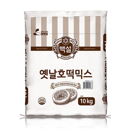 백설 옛날호떡믹스, 10kg, 1개