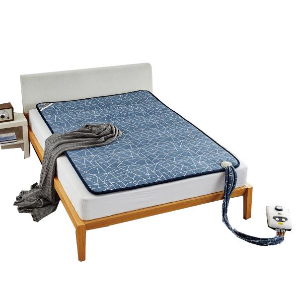 한일의료기 침대용 온수매트 분리난방 탠그램, 더블(140 x 195 cm)