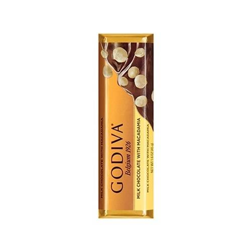 고디바 밀크 마카다미아 초콜릿 바, 45g, 1개