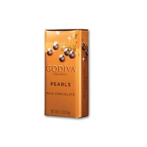 고디바 밀크 펄 초콜릿, 43g, 1개