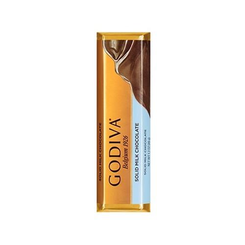 고디바 밀크 초콜릿 바, 49g, 1개