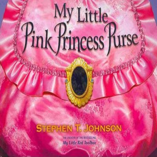 My Little Pink Princess Purse, Simon & Schuster/Paula Wiseman Books