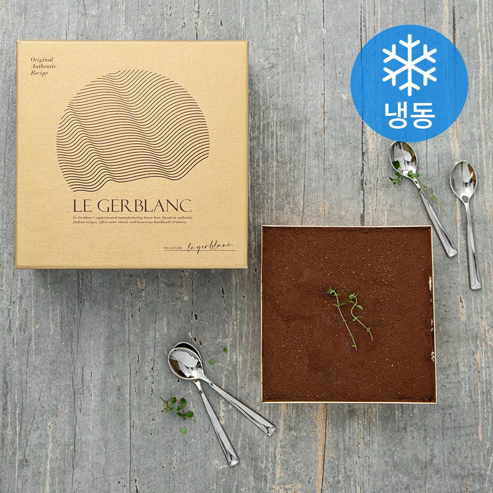 르제르블랑 스페셜 와인 티라미수 골드에디션 (냉동), 750g, 1개