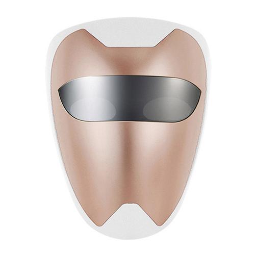 퓨리스킨 LED 마스크 피부마사지기, PS-MG200B, 핑크골드