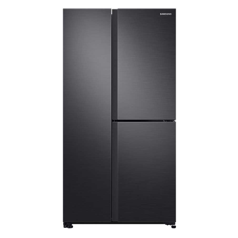 삼성전자 3도어 양문형 냉장고 RS63R557EB4 635L 방문설치