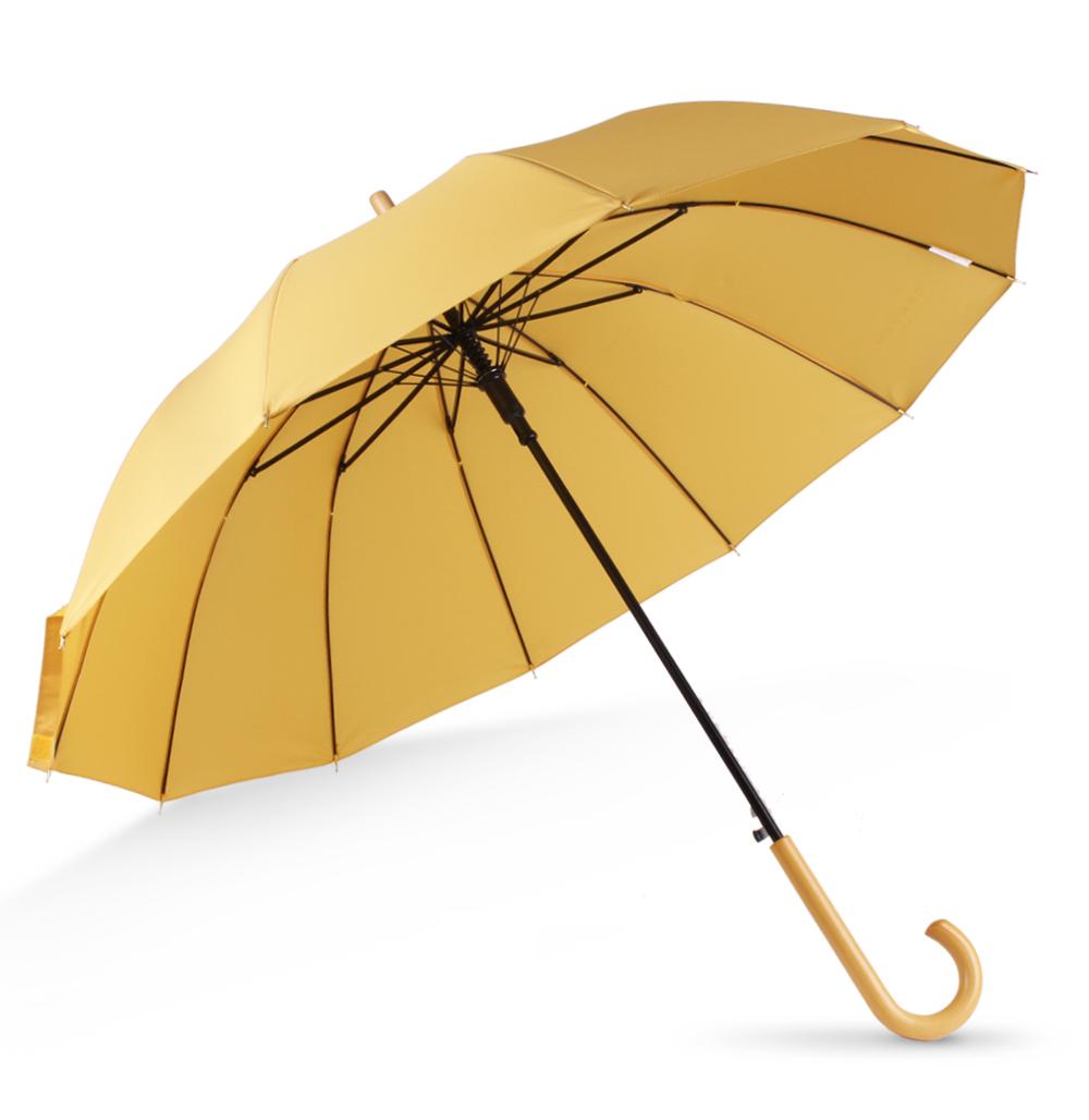 까르벵 12살대 네이처 자동 장우산