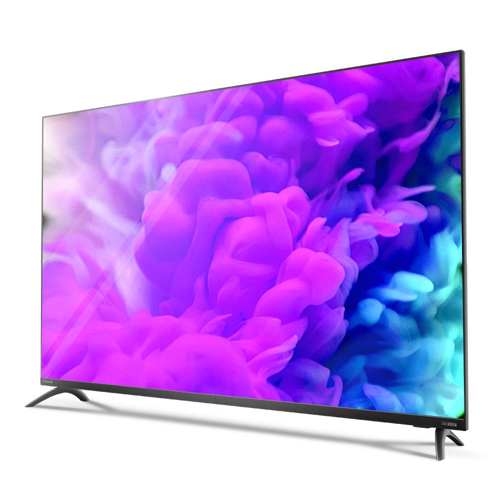 PRISM UHD HDR10 139cm TV PT550UD, 벽걸이형, 방문설치