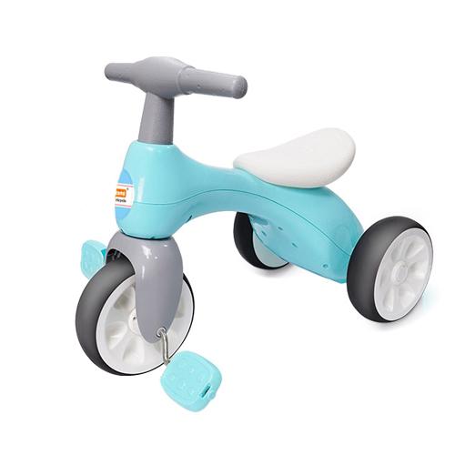 토이투비 어린이 실내용 세발 자전거, 혼합색상