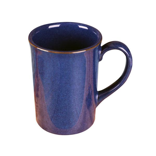 킴스아트 프리미엄 머그컵 CTF885703 410ml, 빈티지 블루, 1개