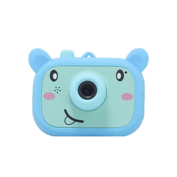 아카라치 어린이 디지털 카메라 wifi지원 + 32G SD카드, 단일 상품(블루)