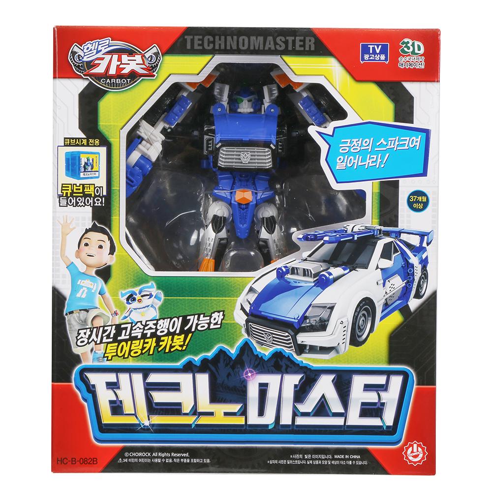 헬로카봇 테크노마스터 로봇완구, 혼합색상