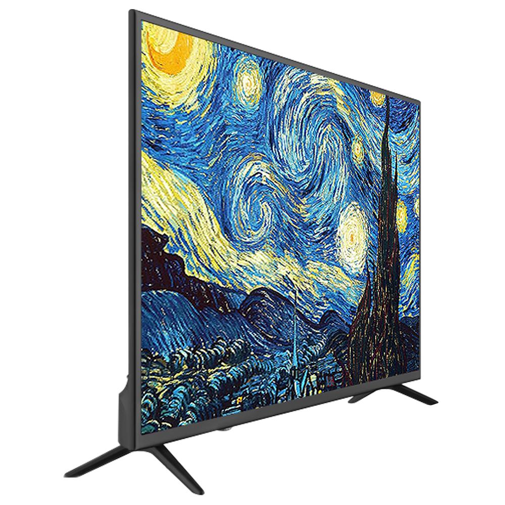 유맥스 UHD 4K HDR 109cm TV UHD43S, 스탠드형