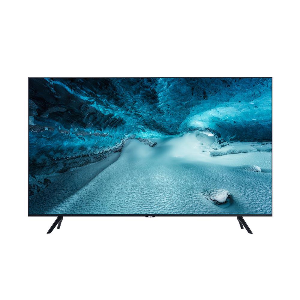 삼성전자 UHD 4K 108cm 크리스탈 TV KU43UT8050FXKR, 스탠드형, 방문설치