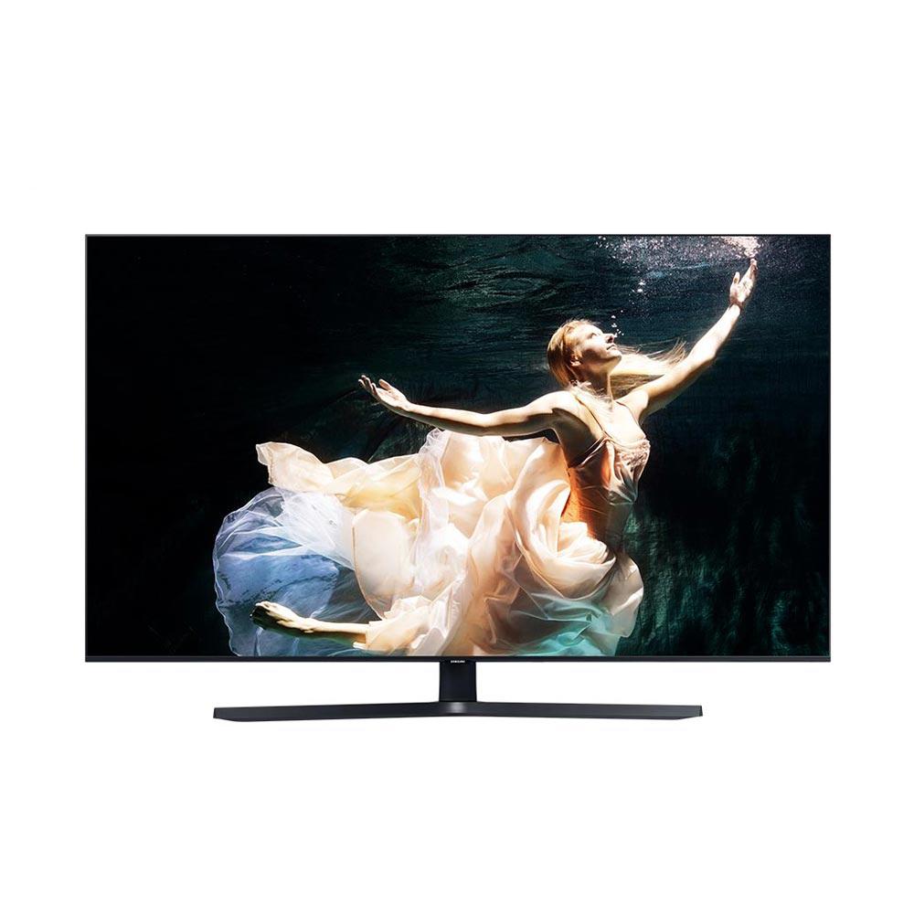 삼성전자 UHD 4K 138cm 크리스탈 TV KU55UT8500FXKR, 스탠드형, 방문설치