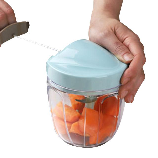 리빙패밀리 야채 만능 다지기, 혼합색상, 1개