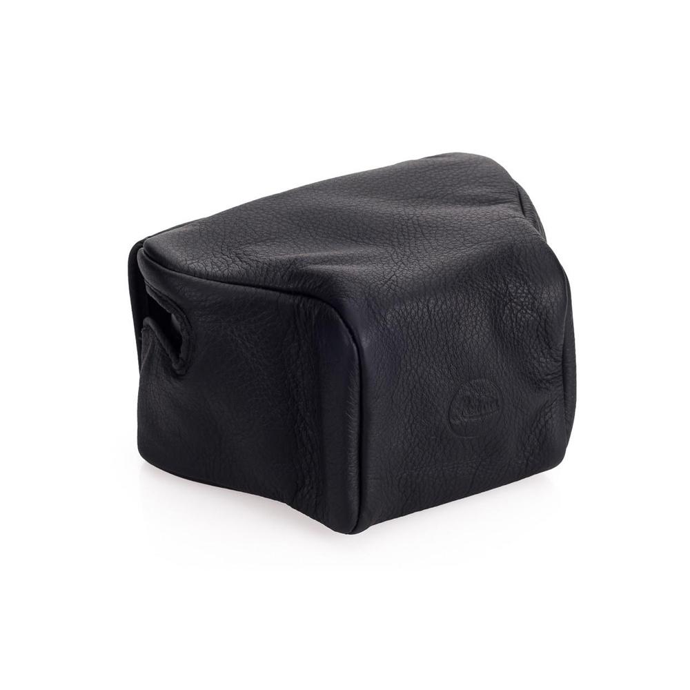 라이카 M10 Leather Pouch Small front, Black