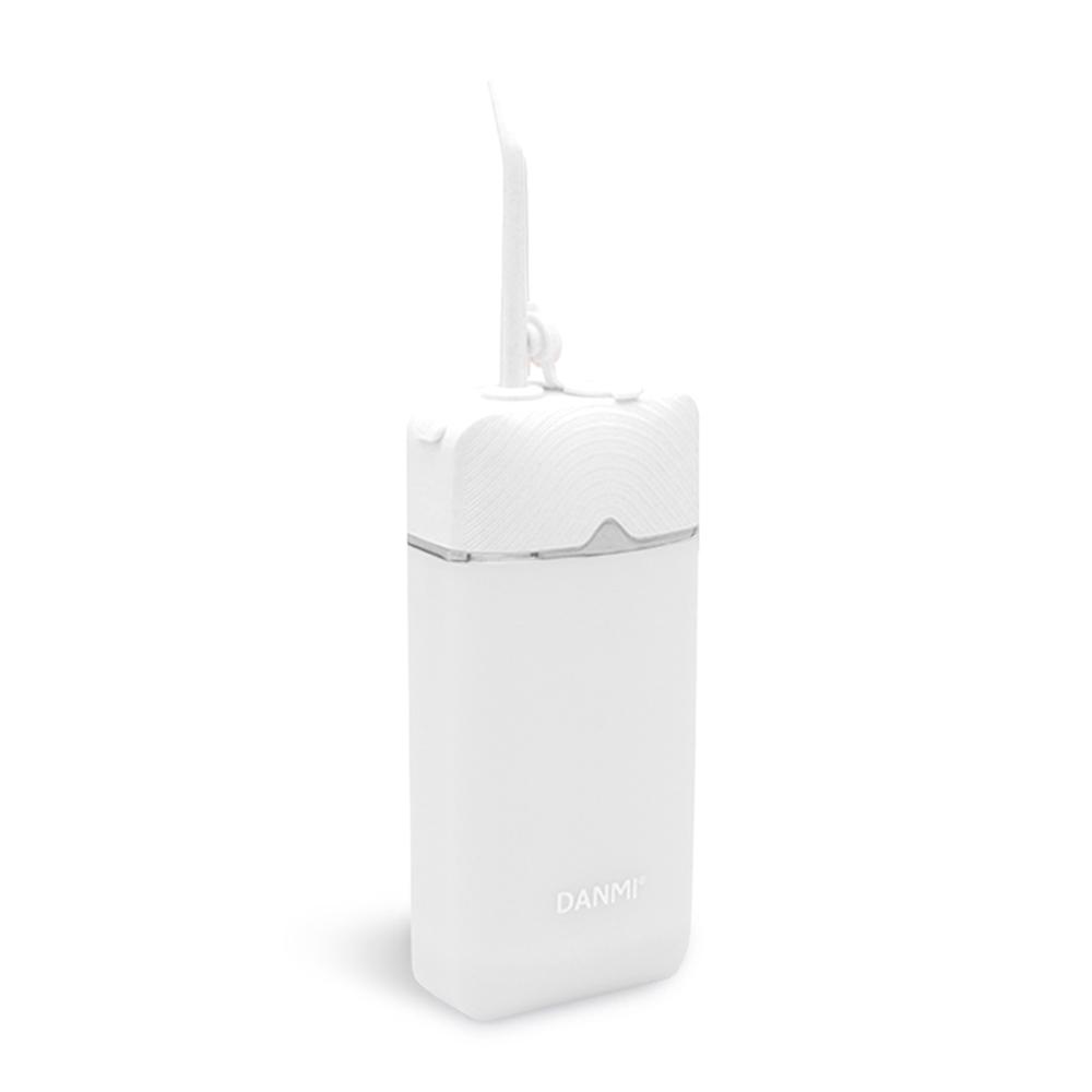 단미 클린픽 휴대용 충전식 구강세정기, DA-CLS01P(화이트)