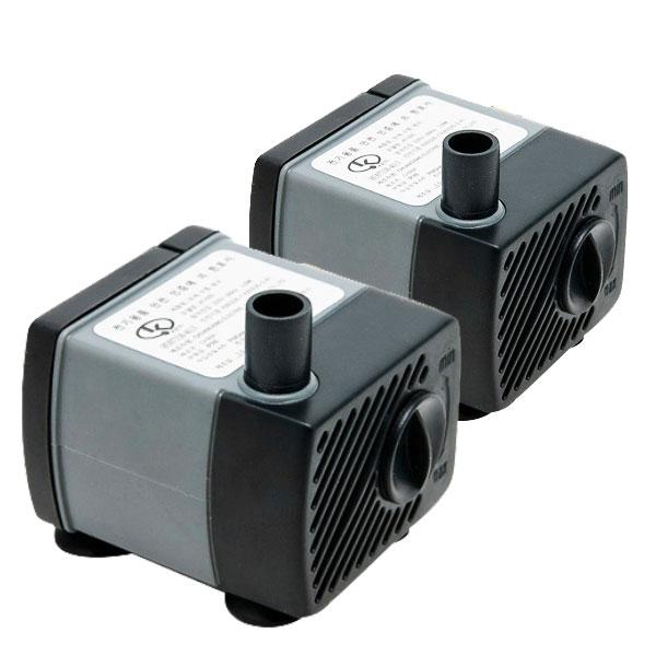 필그린 수족관 미니 수중 유체펌프 AT-005, 3.5W, 2개