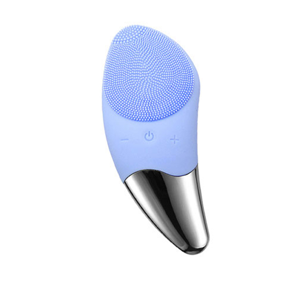 벨루젠 피부 진동 세안기, VZ-SCM1000, 블루