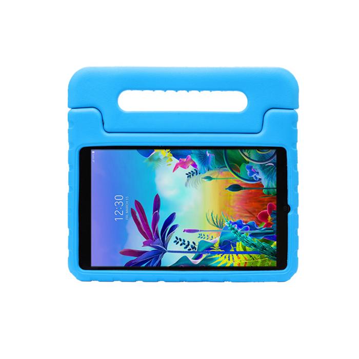 스냅케이스 에바폼 안전 태블릿 케이스, 블루