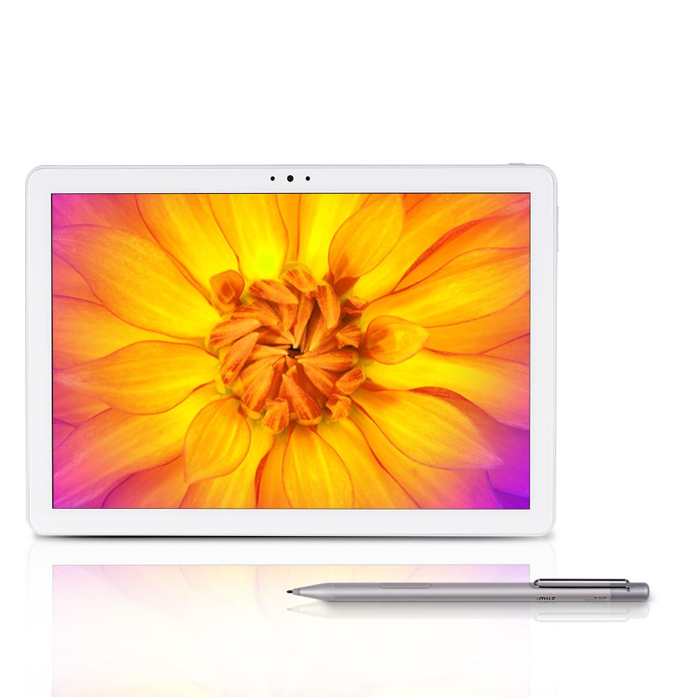 아이뮤즈 레볼루션 태블릿 PC + 스타일러스 펜 패키지 세트, Wi-Fi+Cellular, 알루미늄 실버, 64GB, G10