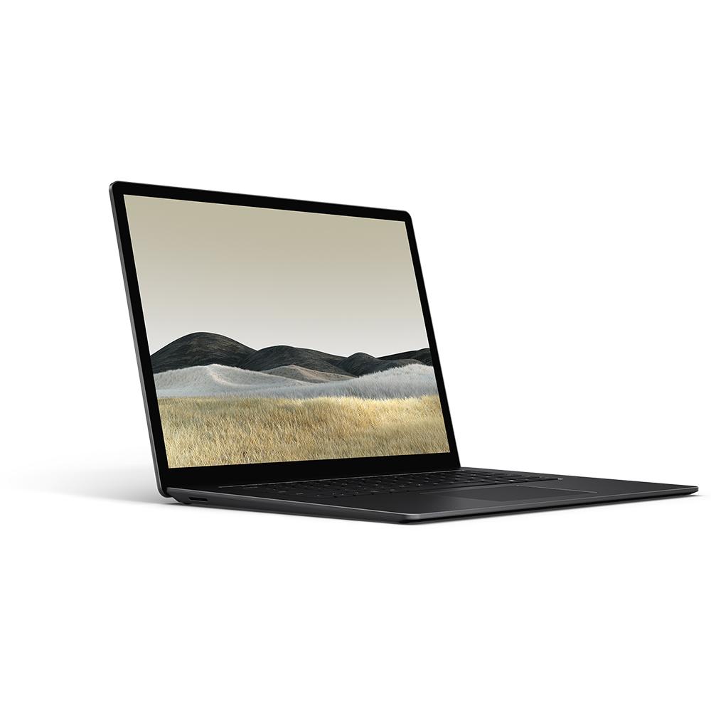 마이크소프트 서피스 랩탑 3 노트북 매트블랙 VPT-00058 (10세대 i5-1035G7 34.29cm WIN10 Home), 포함, SSD 256GB, 16GB