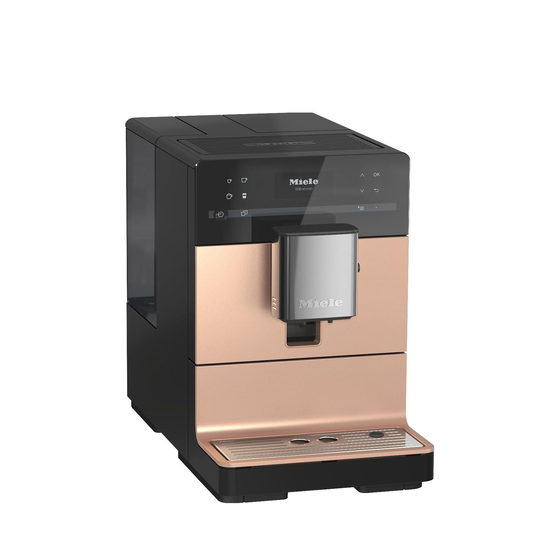 Miele 프리미엄 커피머신, CM5500(로즈골드)