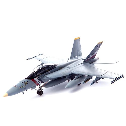 아카데미과학 1대72 미해군 FA-18F VFA-2 바운티헌터스 전투기 프라모델 12567, 1개