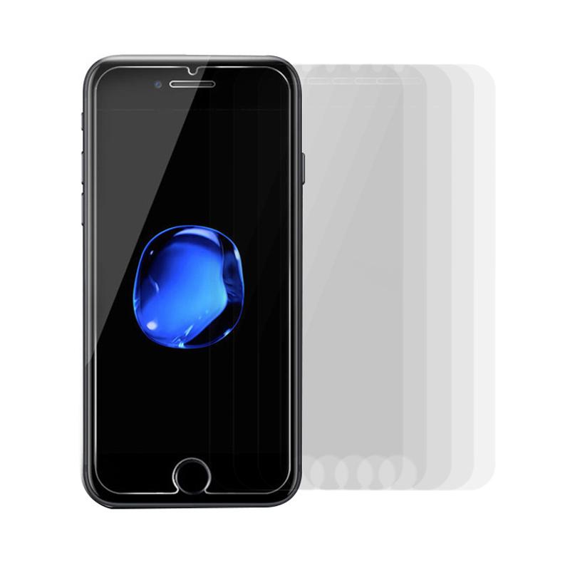파인스 9H 강화유리 휴대폰 액정보호필름 5p, 1개
