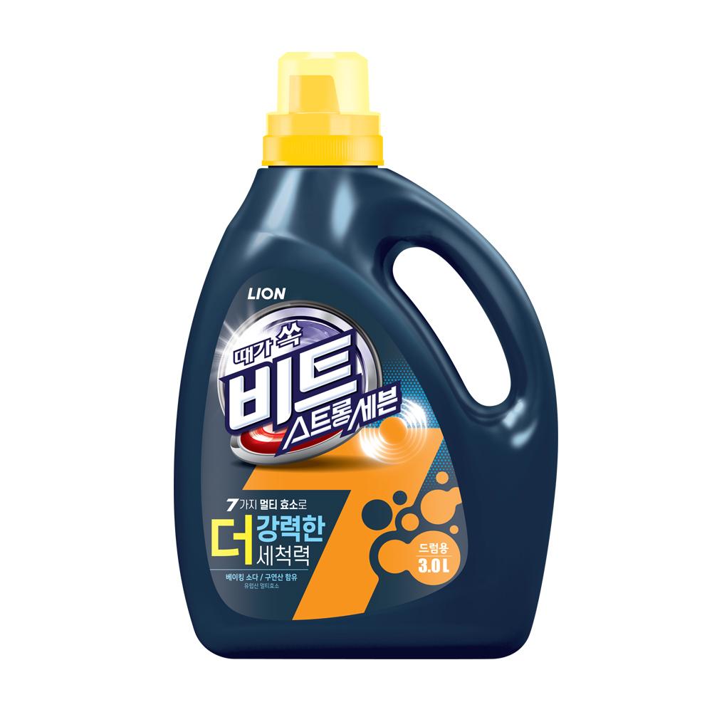 비트 스트롱 세븐 드럼용 액상세제 본품, 3L, 1개