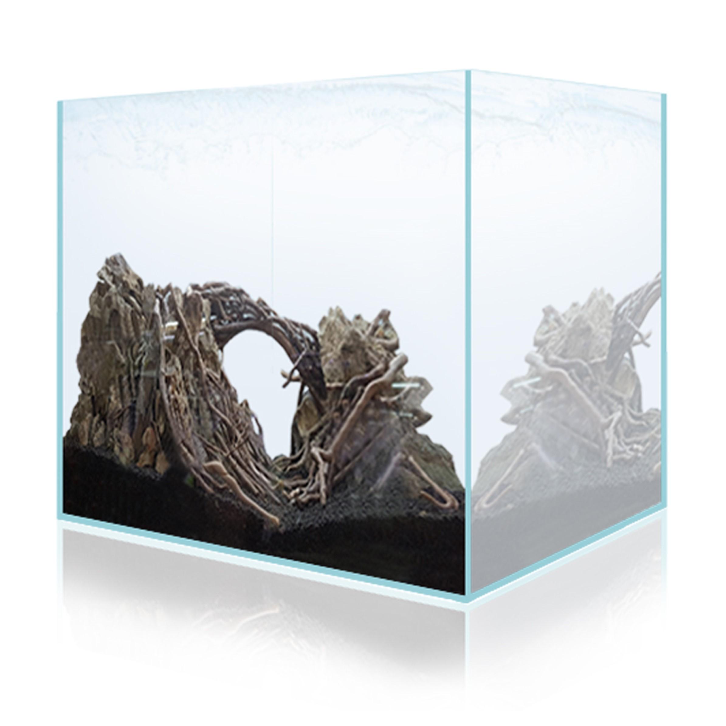 칸후 고퀄리티 올디아망 초백 유리어항 30HQ 31L + 얇은 매트, 혼합색상