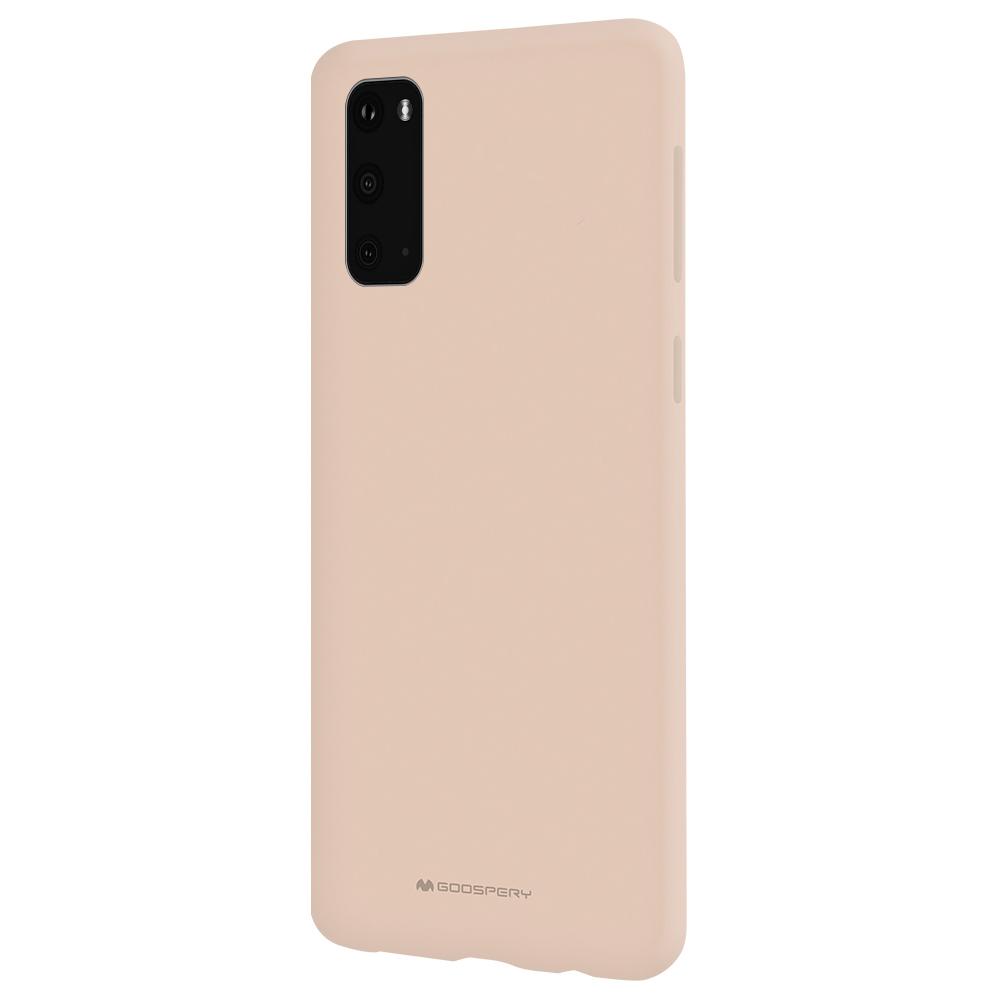 구스페리 매트스킨 실리콘 휴대폰 케이스