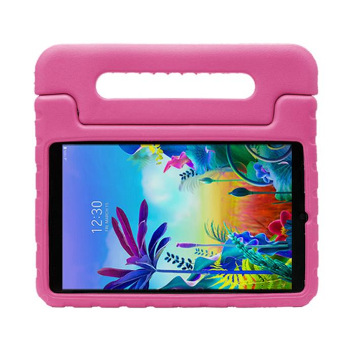 스냅케이스 에바폼 태블릿 케이스, 핑크