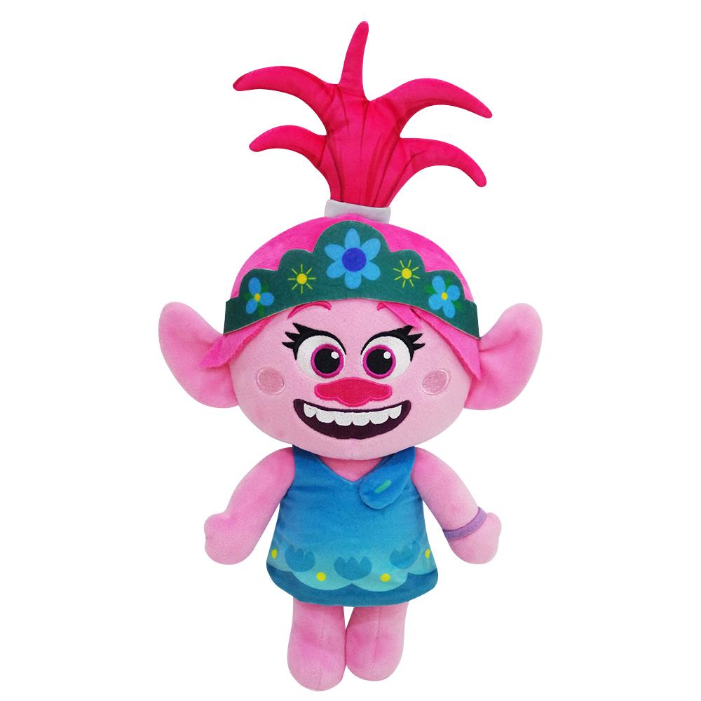 트롤2 파피 봉제인형, 핑크