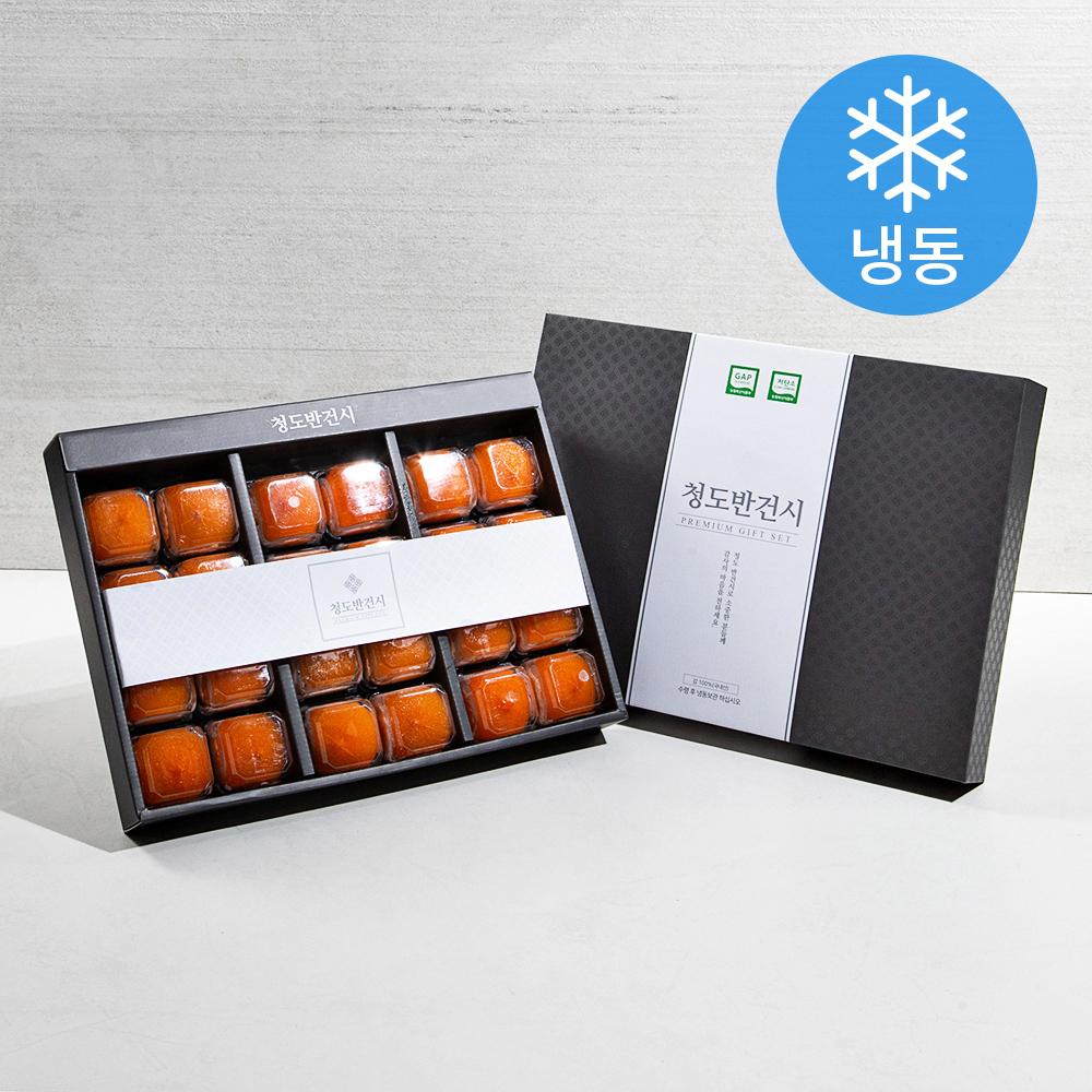 GAP 인증 특과 청도반건시 (냉동), 1.7kg(24입), 1세트