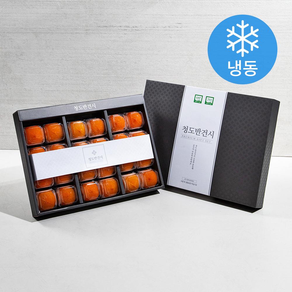 GAP 인증 대과 청도반건시 (냉동), 1.4kg(24입), 1세트