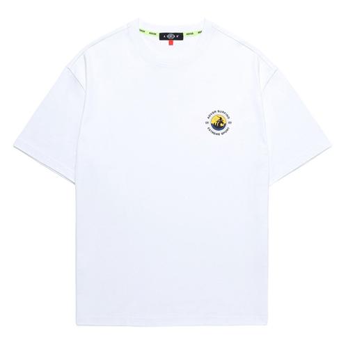 어드바이저리 웨이브 서퍼 그래픽 반팔 티셔츠